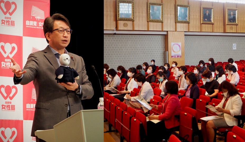 【An intern's thought 'Young people's Voice'】